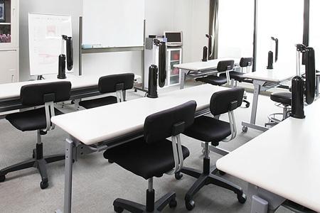 ノンブリックネイルスクール 教室